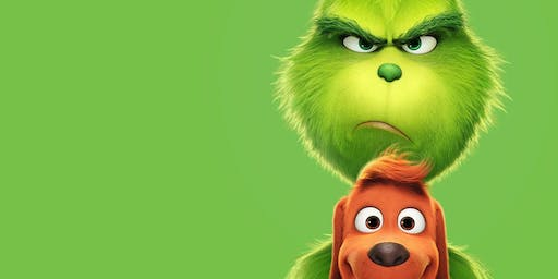 Winter Movie Series: The Grinch (2018)