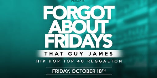 Forget About Friday