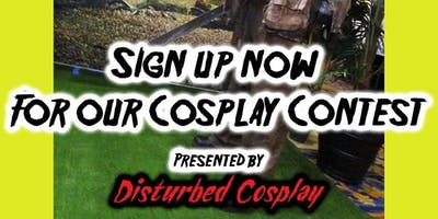 Cosplay Contest Sign-up NJ Horror *** SPRING 2020