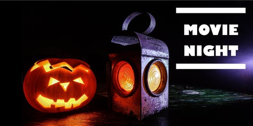 Halloween Party & Movie Night for Kids