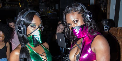 "MILLENNIUM AGE HOSTS: SILENT PARTY ST LOUIS ""TRAP OR TREAT"""