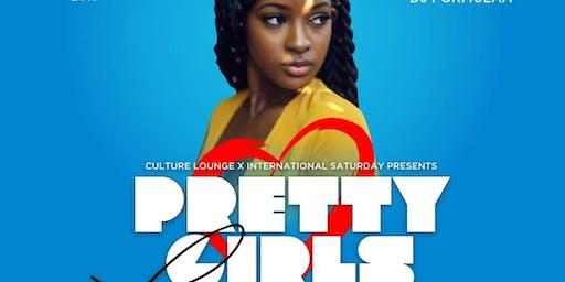 PRETTY GIRLS LOVE SOCA & AFROBEATS