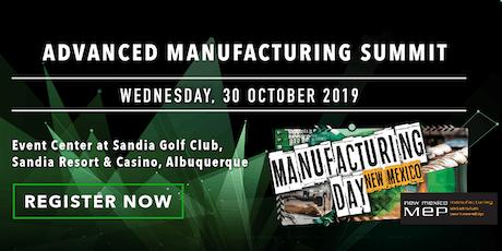 Advanced Manufacturing Summit 2019 tickets