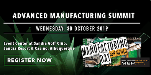 Advanced Manufacturing Summit 2019