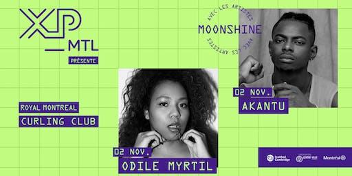 XP_MTL présente les artistes de Moonshine