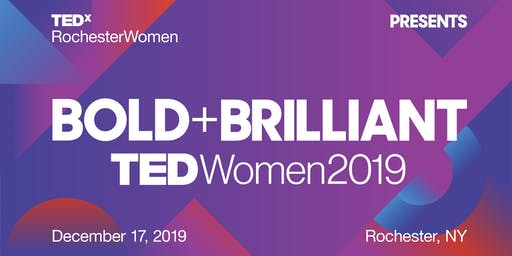 TEDxRochesterWomen 2019 Screening