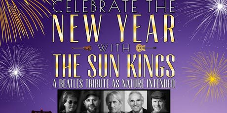 Celebrate New Year's Eve w/THE SUN KINGS - at Club Fox tickets