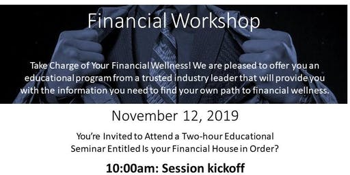 Prudential Pathways Financial Workshop