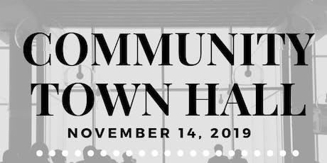 Central Arkansas Community Town Hall tickets