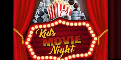 CCA Kids Movie Night