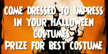 Connections 2nd Annual Halloween Karaoke Party tickets