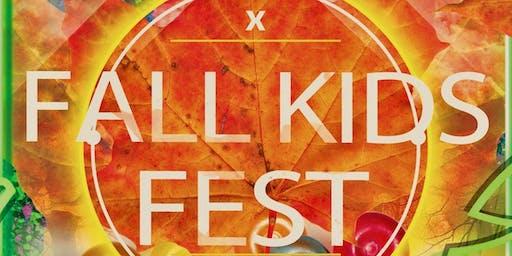 Fall Kids Fest @ Stonecrest Mall Vendor Registration
