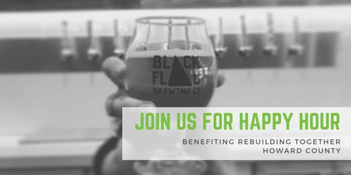 RTHC Happy Hour Fundraiser