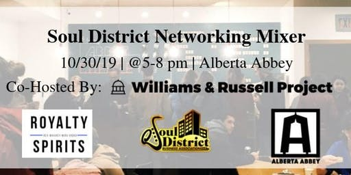 Soul District Networking Mixer