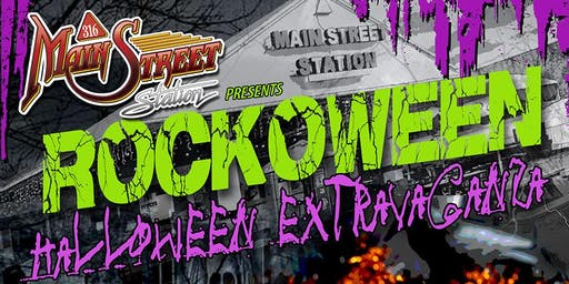 RockOWeen Party for Halloween with a Tribute to KISS