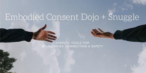 Embodied Consent Dojo + Snuggle
