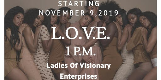 Ladies of Vision Empowerment Workshop