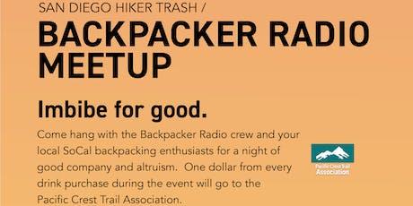 San Diego Hiker Trash / Backpacker Radio Meetup tickets