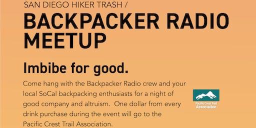 San Diego Hiker Trash / Backpacker Radio Meetup