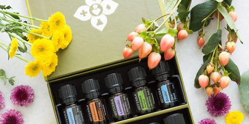 Natural Family Health With dōTERRA Essential Oils