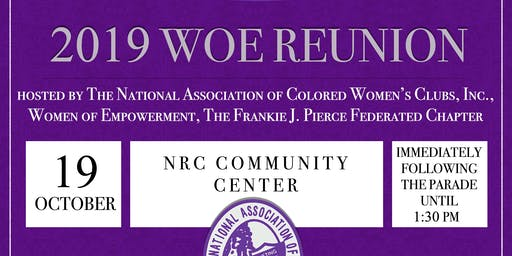 WOE Reunion