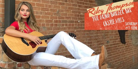 Riley Thompson from American Idol LIVE at The Grind Burger Bar  tickets