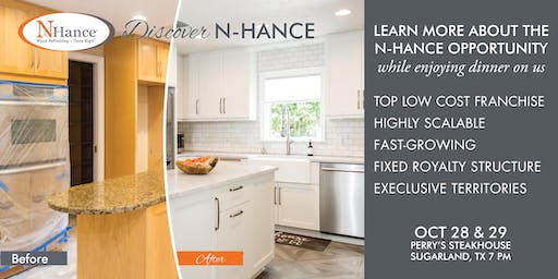 FREE Dinner + Learn about N-Hance