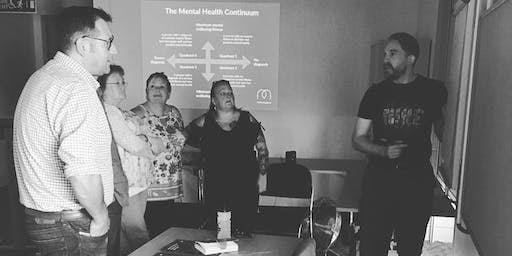 Mental Health First Aid (Adult 1-day)
