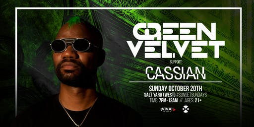 #SUNSETSUNDAYS: Green Velvet + Cassian (Albuquerque, NM)