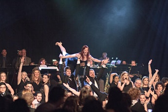 Big Band Dance: Turn It Up! tickets