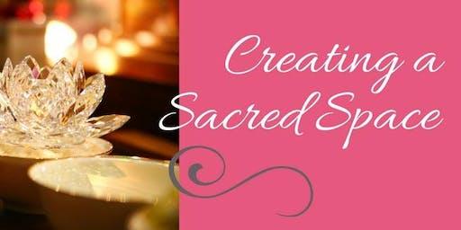 Creating a Sacred Space Workshop