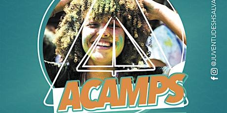 ACAMPS SALVADOR 2020! ingressos