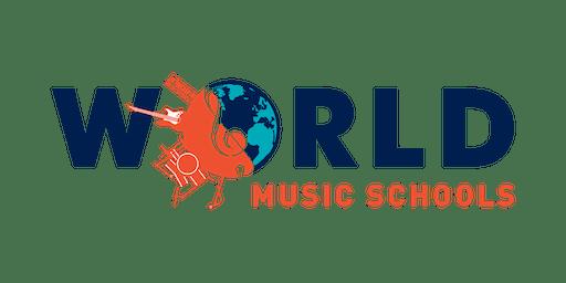World Music Schools - Disney Night Concert