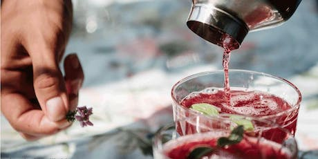Holiday Conshy Girls Cocktail Class! tickets