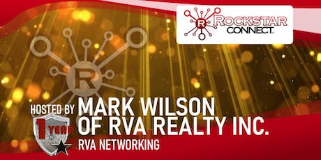 Free RVA Rockstar Connect Networking Event (November, near Richmond) tickets