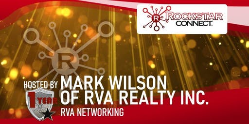 Free RVA Rockstar Connect Networking Event (November, near Richmond)