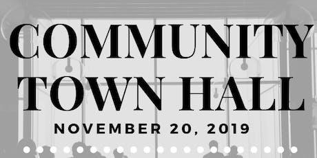 North West Arkansas Community Town Hall tickets