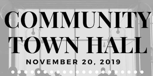 Northwest Arkansas Community Town Hall