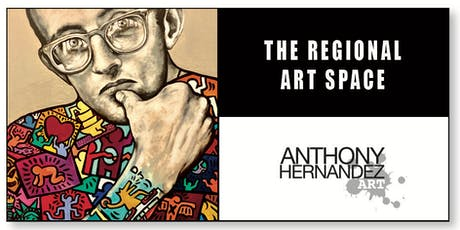 ANTHONY HERNANDEZ - NEW PAINTINGS - THE REGIONAL - ART SPACE tickets