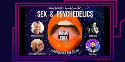 Drug Test: Sex and Psychedelics