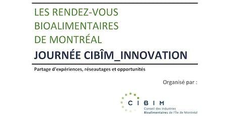 Journée_INNOVATION + 20 Ans du CIBÎM - Réseautage/ Lunch/ Présentations/5à7 tickets