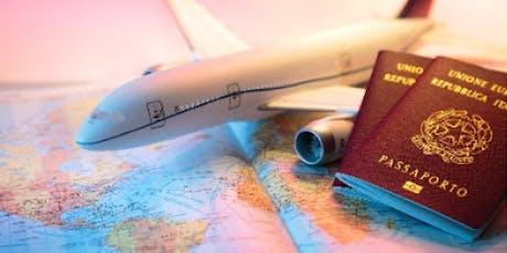 Bienvenido a ser un Agente de Viaje billets