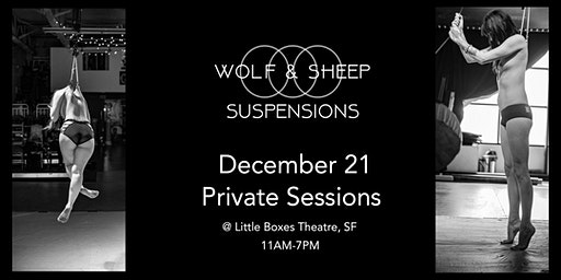 Private Sessions - December 2019