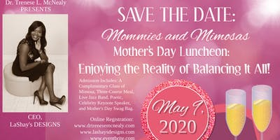 2020 Mommies and Mimosas Mother's Day Luncheon