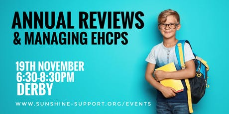 Annual Reviews & Managing EHCPs tickets