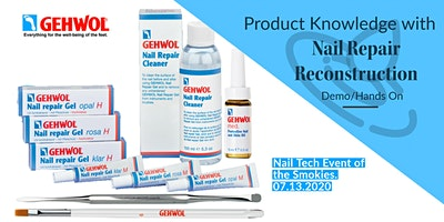 Intro to GEHWOL Foot Care: Product Knowledge with Nail Repair Reconstruction Demo/Hands On