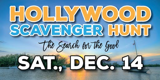 2019 Hollywood Scavenger Hunt