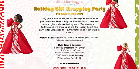 Holiday Gift Wrapping Party tickets