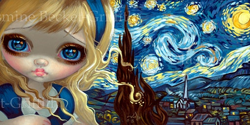 Jasmine Becket Griffith Annual Winter Show at Pop Gallery Orlando