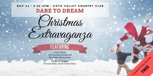 Dare To Dream  Christmas Extravaganza